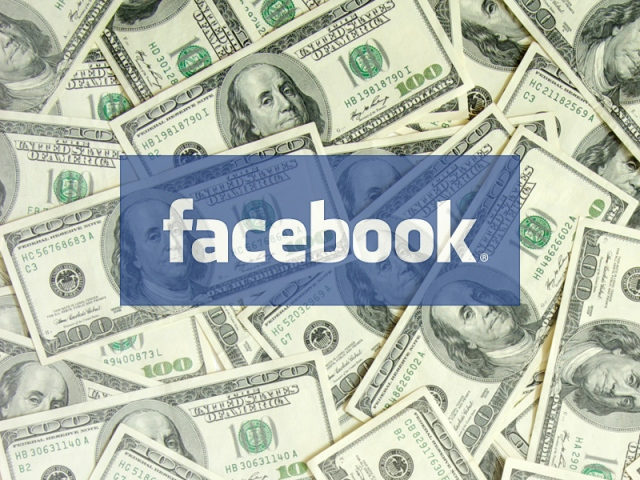 Facebook Ad Prices Rise